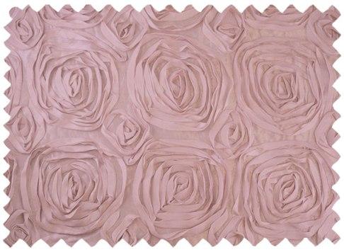 Blush Flower Taffeta