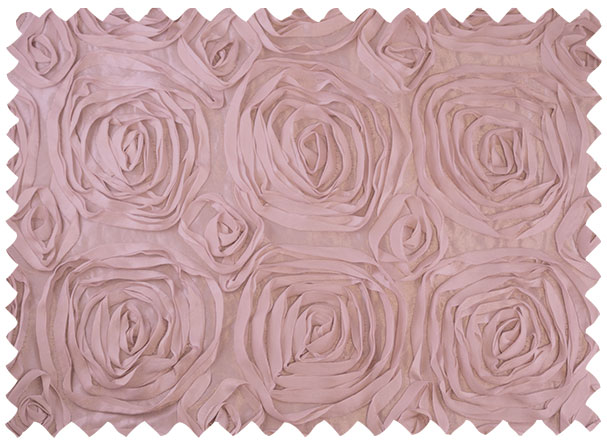 Blush Flower Taffeta